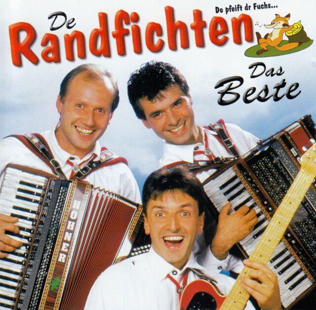 DE RANDFICHTEN : DAS BESTE / CD - TOP-ZUSTAND