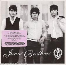 JONAS BROTHERS - Jonas Brothers (UK 14 Track CD Album)