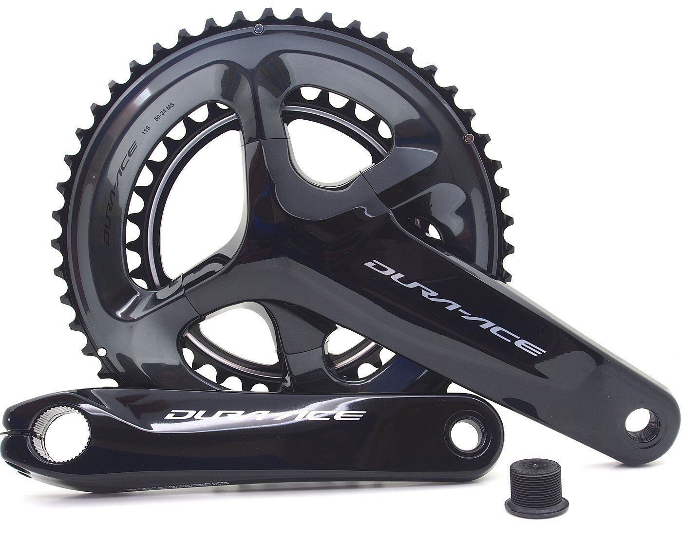 Shimano Dura Ace FC-R9100 50-34T Compact 2x11 Speed CrankSet 172.5mm, New In box