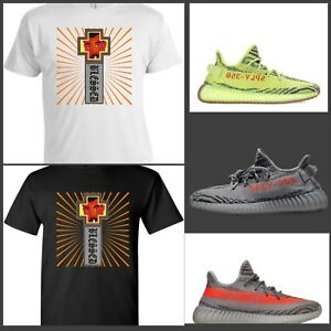 EXCLUSIVE TEE/T-SHIRT to match ADIDAS
