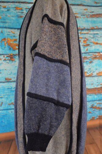 taglia New a Xxl Baber realizzato maglione Scotland Pullover uomo mano Wool Girocollo Bill YIawqq