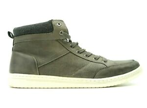 Buckle-x-Departwest-Mens-Kingston-Leather-Lace-Up-Mid-Boots-Size-US-13-EU-47