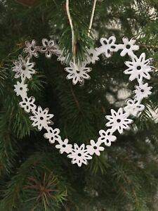 Vintage-Style-Shabby-Wedding-Chic-Christmas-Hanging-Hearts-Home-Decoration-Gift