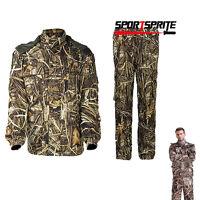 Tactical Army Uniform Bionic Camo Jacket & Pants Sets Suit Plus For Men L-2xl