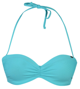 Oneill mm Gepolsterte Bikini Top Damen blau Größe 38 B * ref152