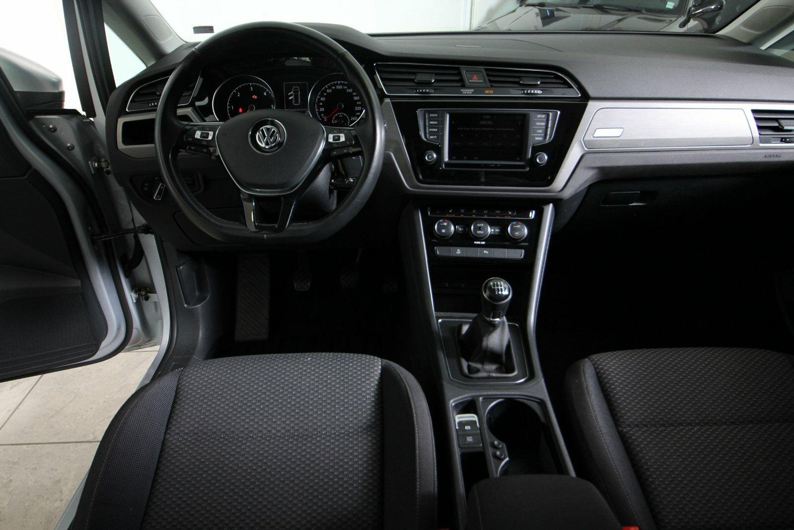VW Touran TDi 150 Comfortline BMT