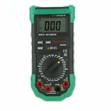 Mastech Ms8264 Dmm Digital Multimeters With Temperature Capacitance Amp Frequency