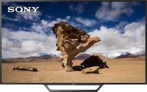 "Sony 48"" 1080P Smart LED TV KDL48W650"