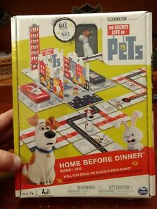 Details about NEW The Secret Life of Pets - Home Before Dinner Game - Free  Shipping