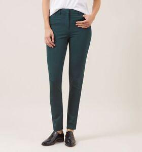 180 5053717057404 Amanda Hobbs Us 8 New Sz Pantaloni Regular Celtic Skinny London Jean Green qOER7CwE