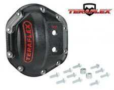 TeraFlex Heavy Duty Differential Cover Kit for Jeep DANA 44 3990650 Black
