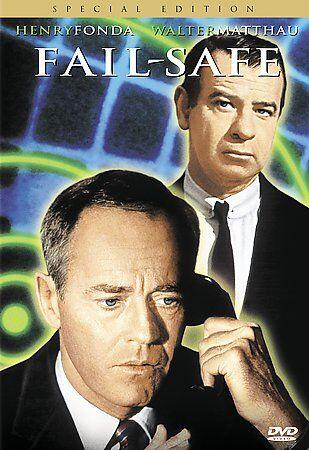 Fail-Safe DVD Henry Fonda Special Edition Widescreen - $7.77