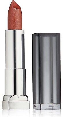 Maybelline NY Color Sensational Red Metallic Lipstick Hot ...