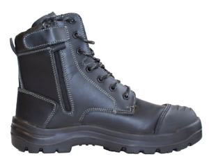 PORTWEST EDEN SAFETY BOOT PROTECTIVE STEEL TOECAP SIZES 6-14 FD15 WIDE FITTING