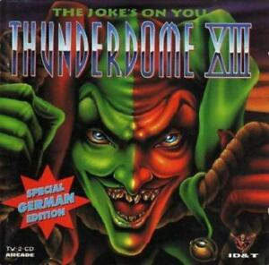 Thunderdome-XIII-13-cixx-Dano-Scarface-Simtec-Gizmo-2cd-Hardcore-Gabber