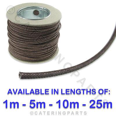 Siaf Brown 1.5mm Heat Resistant Wiring / High Temperature Equipment Wire Cable Dinge FüR Die Menschen Bequem Machen