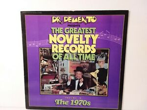 Dr-Demento-Presents-The-Greatest-Novelty-Records-Of-All-Time-1970s-LP