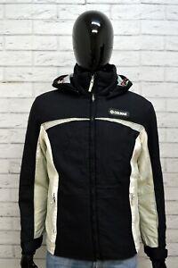 Giubbino-COLMAR-Uomo-Taglia-44-Nero-Giacca-Jacket-Cappotto-Giubbotto-Man-Neve