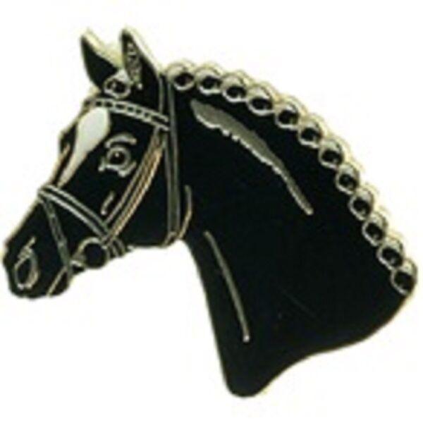 Anstecknadel Pin Pferde, versch. Motive, Reiten Reitsport Dressur Brosche Ponys