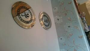 Bespoke-Homemade-Islamic-Wall-Mirror-Vinyl-Decal-Home-Decor