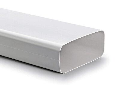 150 Compair ® Flow Flachkanal Lüftungsrohr 100 cm