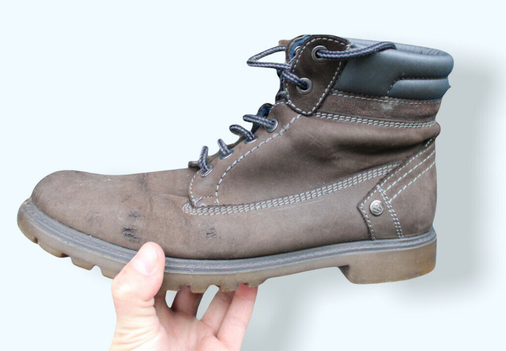 Mens Wrangler Ankle Boots Size 8