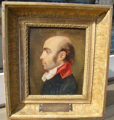 UnabhäNgig Andrea I Appiani (1754-1817) Portrait General Meyer Von Schauensee 1797