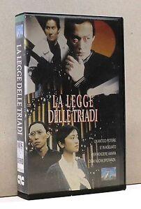 LA-LEGGE-DELLE-TRIADI-vhs-paramount-104-039-colore-1993-Cic-video
