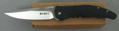 COLUMBIA RIVER KNIFE 1060 CRKT ENTICER MJ LERCH DESIGN ASSISTED FIRST PRODUCTION