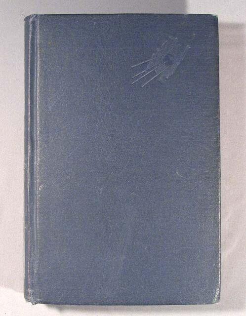 Book Artificial Satellite Space Russian Sputnik Old Vintage Sattelite Soviet