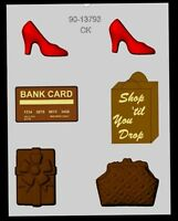 Shop Till You Drop Chocolate Candy Mold Birthday Party Favors