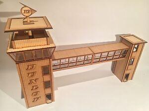 1-32-Cross-Walk-Slot-Car-Building-Scalextric-Or-Magnetic-Racing