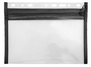 7x Reißverschlusstasche A5 Dokumententasche Mesh Sammelmappe mit Reißverschluss