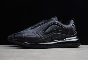 Details about 2019 NIKE AIR MAX 720 BLACK ANTHRACITE BLACK AO2924 007 Unisex Men New in box