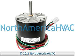 emerson york coleman condenser fan motor 1  4 hp 208 230 air conditioning wiring diagrams