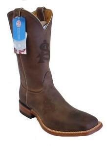 Nocona-Arizona-State-University-MDASU12-Mens-Brown-Cowhide-Branded-College-Boots