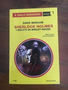 Giallo-Mondadori-Sherlock-44-David-Marcum-I-delitti-di-Briley-House