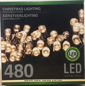 lichterkette 480 led warm weiss weihnachts beleuchtung. Black Bedroom Furniture Sets. Home Design Ideas