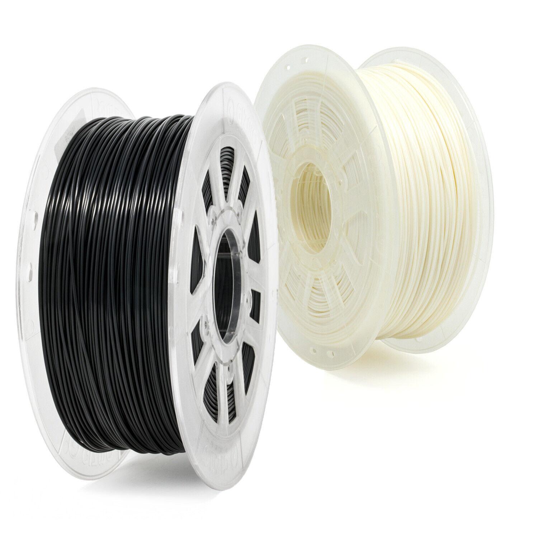 Gizmo Dorks Nylon 3D Printer Filament 1.75mm or 3mm (2.85mm) 1kg for 3D Printing