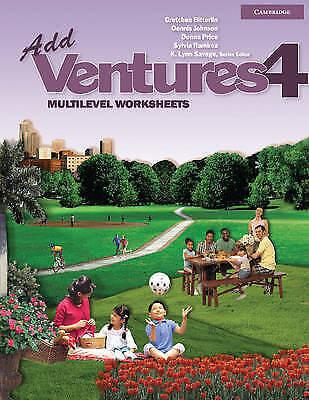Add Ventures 4 by Dennis Johnson, Sylvia Ramirez, K. Lynn Savage, Gretchen...