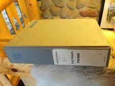 Philips Em301 Service Manual For Em 301 Scanning Electron Microscope Pe6002