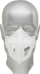12 Stk  FFP2 Maske mit Ventil - Feinstaub  Staubmaske Atemschutzmask<wbr/>e Mundschutz