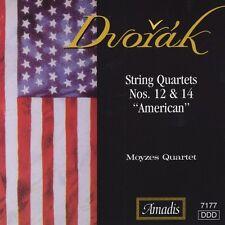 A. Dvorak - String Quartets 12 & 14 [New CD]