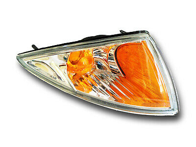 Turn Signal Parking Light Assembly Front Left fits 00-02 Chevrolet Cavalier