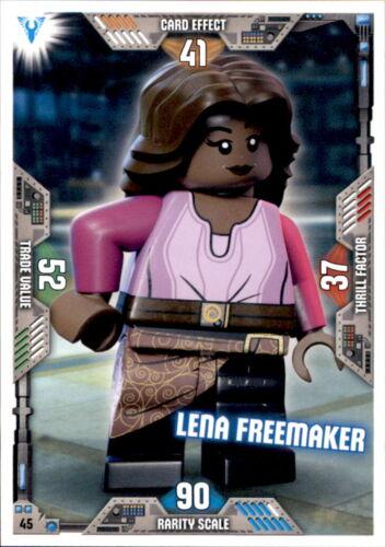 45-Lena freemaker-LEGO STAR WARS SERIE 2