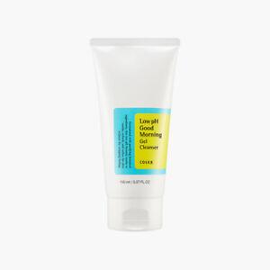 COSRX-Low-pH-Good-Morning-Gel-Cleanser-Korea-Best