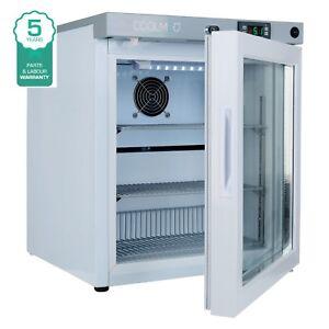 Coolmed Cms29 Solid Door Pharmacy Medical Fridge 29l