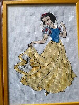 PRINCIPESSE della Disney grande bellissimo CROSS STITCH KIT