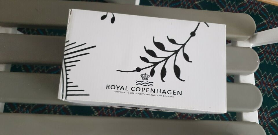 Copenhagen royal, Kop