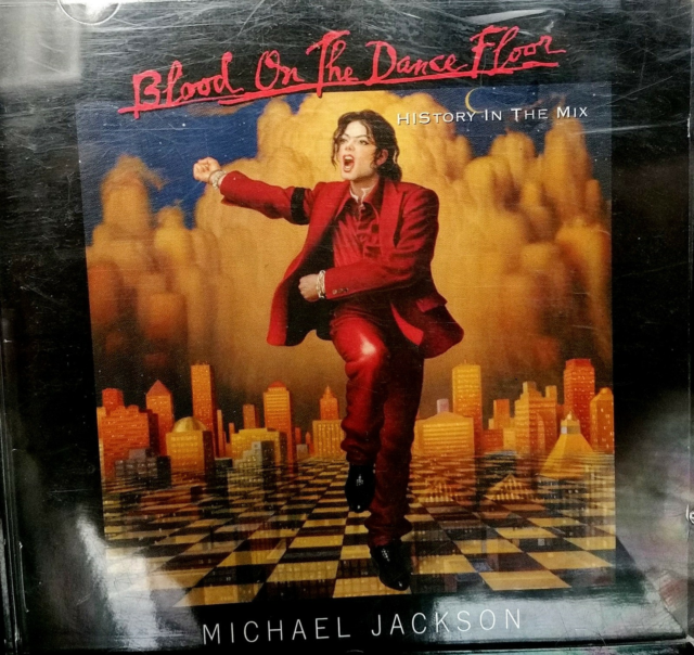 MICHAEL JACKSON: BLOOD ON THE DANCE FLOOR, punk, MICHAEL…